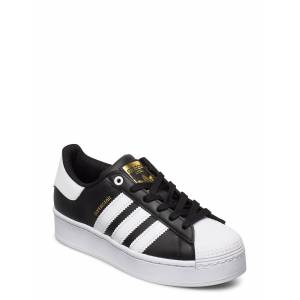 adidas Originals Superstar Bold W Lave Sneakers Svart Adidas Originals
