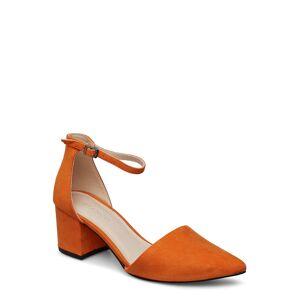 Bianco Biadivived Pump Shoes Heels Pumps Classic Oransje Bianco