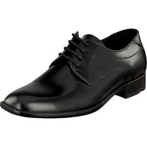 Lloyd Garvin Black, Sko, Lave sko, Finsko, Svart, Unisex, 43