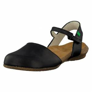 El Naturalista Wakataua N412 Black, Dame, Shoes, svart, EU 38