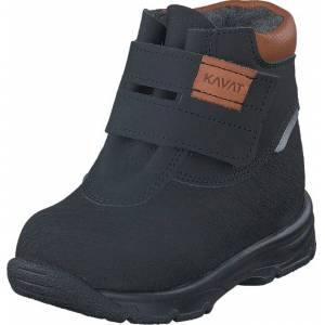 Kavat Yxhult XC Black, Sko, Boots, Vandreboots, Lilla, Svart, Barn, 21