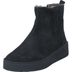 Ten Points Johanna Black, Sko, Boots, Chelsea boots, Svart, Dame, 36