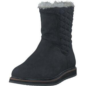 Helly Hansen W Seraphina Jet Black, Sko, Boots, Høye boots, Svart, Dame, 38
