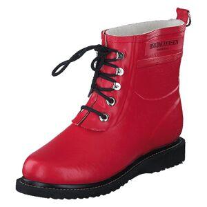 Ilse Jacobsen Rub 2 303 Deep Red, Dame, Shoes, rosa, EU 40