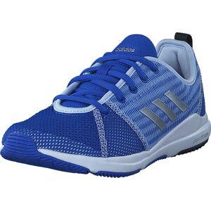 adidas Sport Performance Arianna Cloudfoam Hi-Res Blue S18/Met/Aero Blue, Sko, Sneakers og Treningssko, Løpesko, Blå, Dame, 38