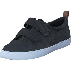 Clarks Glove Daisy Black Combi Nbk, Sko, Sneakers & Sportsko, Lave Sneakers, Svart, Dame, 38