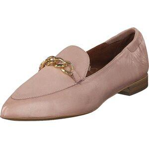 Bianco Dress Chain Loafer Rose, Sko, Lave sko, Loafers, Rosa, Dame, 37