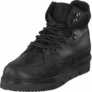 Bianco Warm Hiking Boot Jas18 Black, Sko, Boots, Kraftige støvler, Svart, Dame, 40