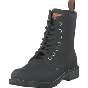 Kavat Lervik Jr Xc Black, Sko, Boots, Kraftige støvler, Grå, Svart, Barn, 31