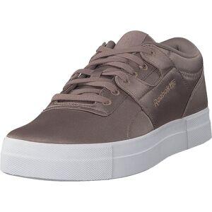 Reebok Classic Workout Lo Fvs Txt Sandy Taupe/white, Sko, Sneakers & Sportsko, Chukka sneakers, Brun, Lilla, Dame, 36