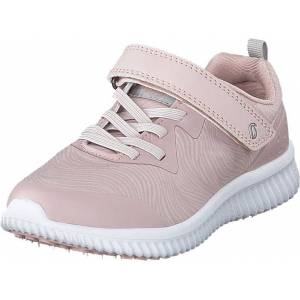 Leaf Glomma Pink, Sko, Sneakers og Treningssko, Sneakers, Rosa, Grå, Barn, 30