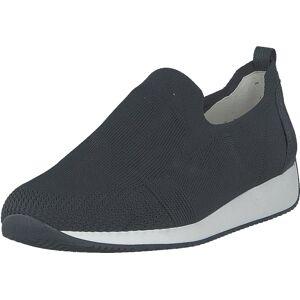 Ara Lissabon Blue, Sko, Lave sko, Slip on, Grå, Dame, 36
