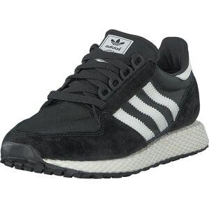 adidas Originals Forest Grove Core Black/cloud White/chalk W, Sko, Sneakers & Sportsko, Sneakers, Svart, Unisex, 38