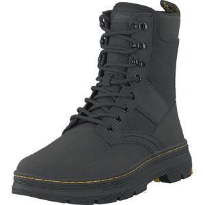 Dr Martens Iowa Black, Sko, Boots, Kraftige støvler, Svart, Unisex, 38
