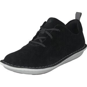 Clarks Step Weltfree. Black, Sko, Lave sko, Tursko, Svart, Dame, 38