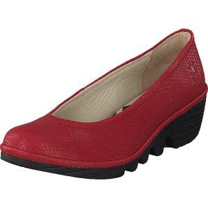 Fly London Pump Tenerife-red, Sko, Lave sko, Ballerina, Rød, Dame, 41