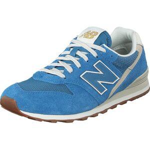New Balance Wl996vhc Angora (102), Sko, Sneakers og Treningssko, Sneakers, Blå, Dame, 40