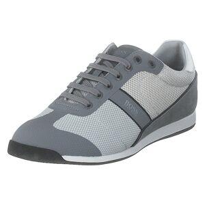 Boss Glaze_lowp_mewt Medium Grey, Herre, Shoes, grå, EU 42