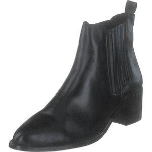 Bianco Biacarol Chelsea Boot Black, Sko, Støvler og Støvletter, Støvletter, Svart, Dame, 38