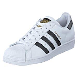 adidas Originals Superstar Ftwwht/cblack/ftwwht, Shoes, hvit, UK 4