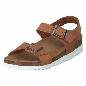 Scholl Filippa Sandal Cognac, Dame, shoes, brun, EU 36