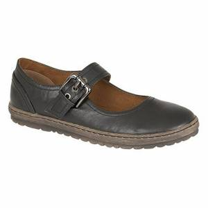 Cipriata kvinners/damer Florence spenne Bar Casual flate sko Marineblå 3 UK