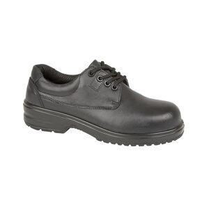 Amblers sikkerhet FS121C damer sikkerhet Shoe / kvinners sko Svart 6 UK