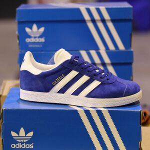 Adidas - Gazelle Mørk blå 36 2/3
