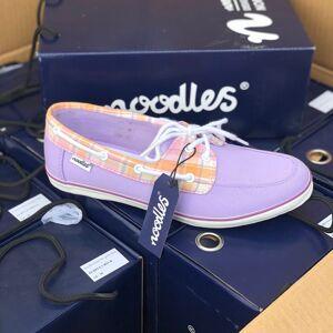 Merker NOODLES Noodles - Kon Tiki Purple Check 40