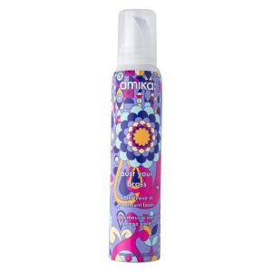 Amika Bust Your Brass Violet Leave-In Treatment Foam 157ml