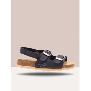 Merker SUPERFIT Superfit - Tecno Sandal m/reim Blå 26
