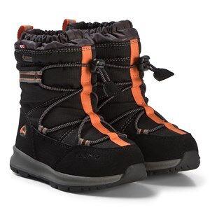 Viking Asak GTX Boots Black and Rust 26 EU