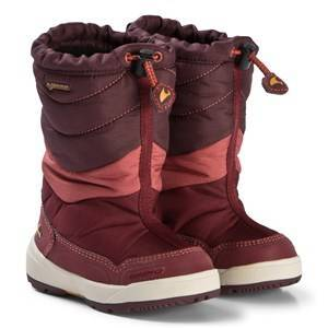 Viking Halden GTX Boots Wine 24 EU