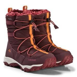 Viking Tofte GTX Boots Wine/Dark Red 37 EU