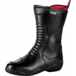 IXS X-Tour Comfort-S Ladies motorsykkel støvler Svart 37