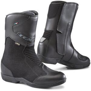 TCX Tourer GTX Ladies motorsykkel støvler Svart 36