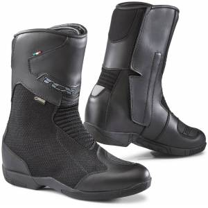 TCX Tourer GTX Ladies motorsykkel støvler Svart 41