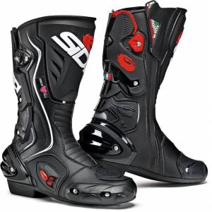 Sidi Vertigo 2 Ladies motorsykkel støvler Svart 39