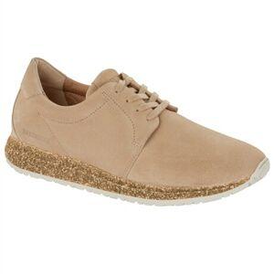 Birkenstock Sneaker Dame Wrigley Sand