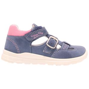 Superfit - MEL Baby sandal rosa/lysblå 19