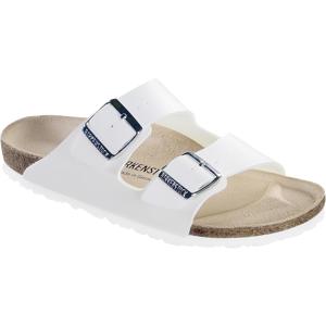 Birkenstock Arizona, sandal dame 37 White