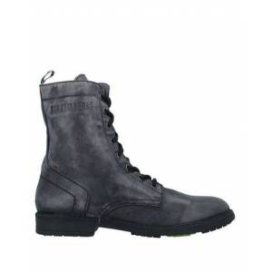 BIKKEMBERGS Ankle boots Women