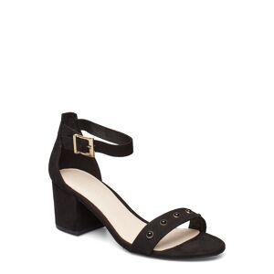 Bianco Biabelle Pearl Sandal Sandal Med Klack Svart Bianco