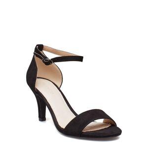 Bianco Biaadore Basic Sandal Sandal Med Klack Svart Bianco