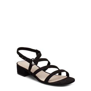 Bianco Biacam Sandal Sandal Med Klack Svart Bianco