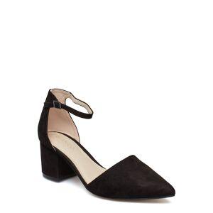 Bianco Biadivived Pump Shoes Heels Pumps Classic Svart Bianco