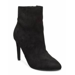 Bianco Biabernia Ankle Boot Shoes Boots Ankle Boots Ankle Boots With Heel Svart Bianco