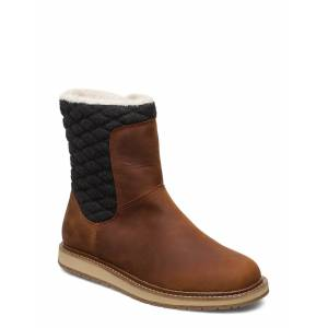 Helly Hansen W Seraphina Shoes Boots Ankle Boots Ankle Boots Flat Heel Brun Helly Hansen