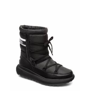 Helly Hansen W Isolabella Court Shoes Boots Ankle Boots Ankle Boots Flat Heel Svart Helly Hansen