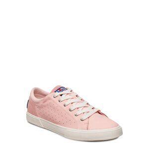 Helly Hansen W Copenhagen Leather Shoe Låga Sneakers Rosa Helly Hansen